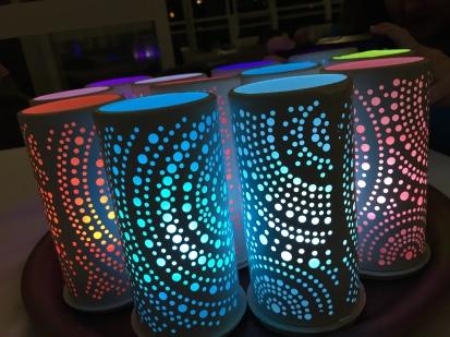 Tea lights CM
